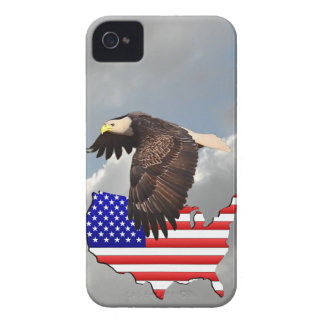 PROUD TO BE AN AMERICAN 2 iPhone 4 CASES