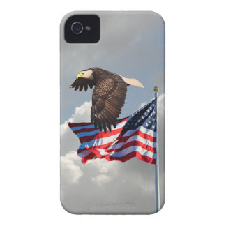 PROUD TO BE AN AMERICAN Case-Mate BLACKBERRY CASE