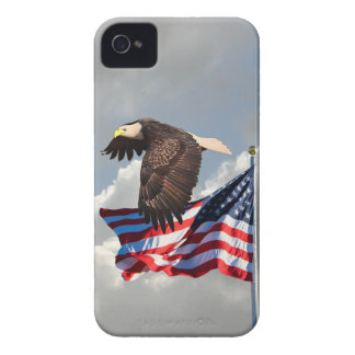 PROUD TO BE AN AMERICAN iPhone 4 Case-Mate CASE