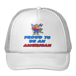 Proud to be an American Hat