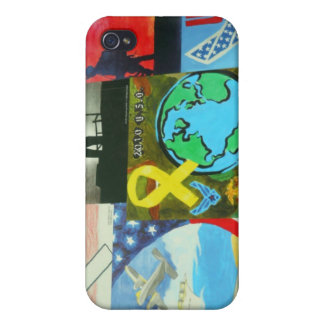 Proud to be an American! Covers For iPhone 4