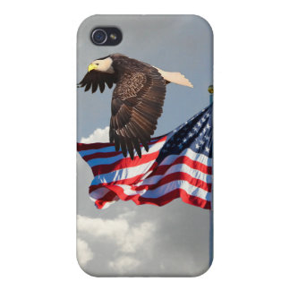 PROUD TO BE AN AMERICAN iPhone 4 COVERS