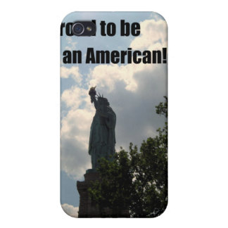 Proud to be an American iPhone 4 Case