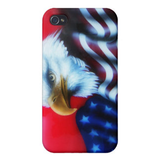 Proud to be an American IPhone Case 4G iPhone 4 Case