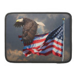 PROUD TO BE AN AMERICAN MacBook PRO SLEEVES