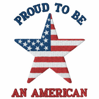 Proud To Be An American Polo