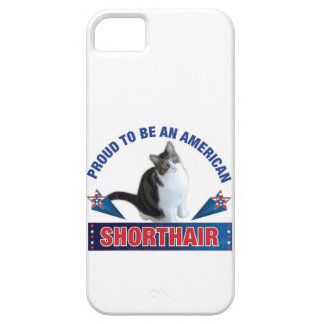 Proud To Be An American Shorthair Case