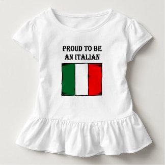 Proud To Be An Italian Toddler T-shirt