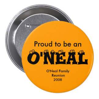 Proud to be an O'NEAL Button