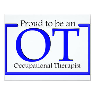 Proud to be an OT Card