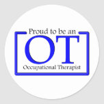 Proud to be an OT Stickers