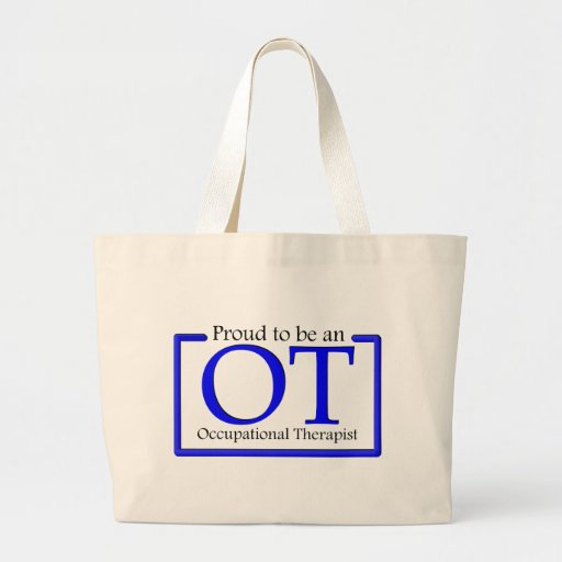 Proud to be an OT Tote Bag