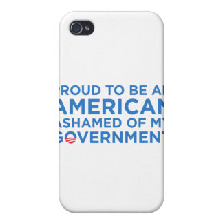 Proud to be and American Covers For iPhone 4