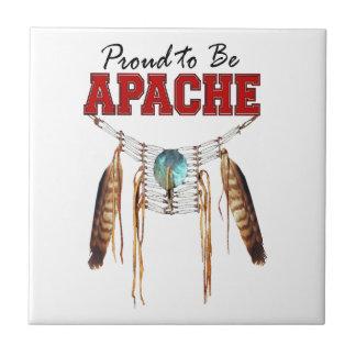 Proud to be Apache Ceramic Tiles