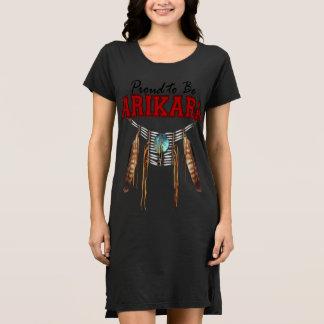 Proud to be Arikara T-Shirt Dress