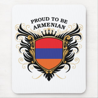 Proud to be Armenian Mouse Pad