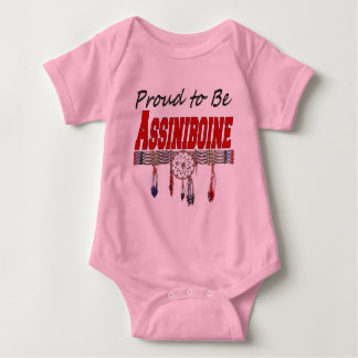 Proud to be Assiniboine Infant Creeper