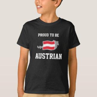 Proud to be Austrian T-Shirt