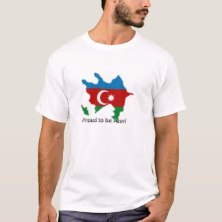 proud to be azeri 5 T-Shirt