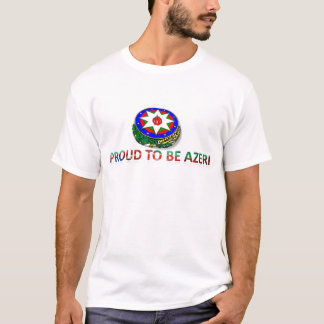 proud to be azeri 8 T-Shirt