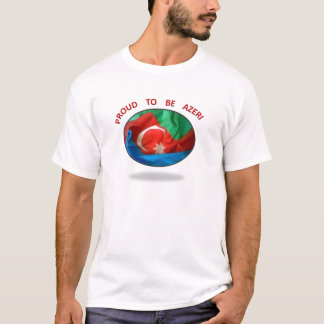 proud to be azeri 9 T-Shirt