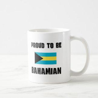 Proud To Be BAHAMIAN Coffee Mug
