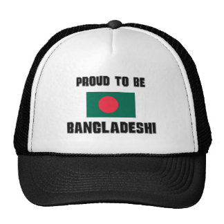 Proud To Be BANGLADESHI Trucker Hat