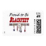Proud to be Blackfeet Postage
