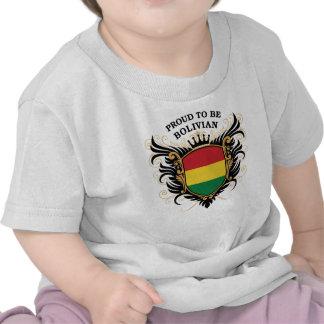 Proud to be Bolivian Shirts