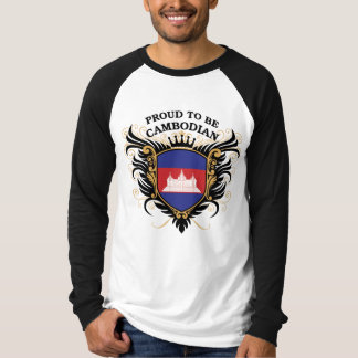 Proud to be Cambodian T-Shirt