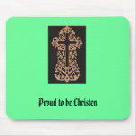 Proud to be Christen Mouse Mat