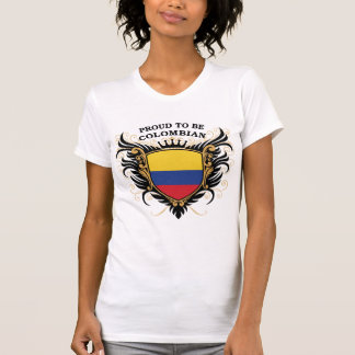 Proud to be Colombian T-Shirt