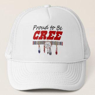 Proud To Be Cree Cap