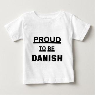 Proud to be Danish T-shirt