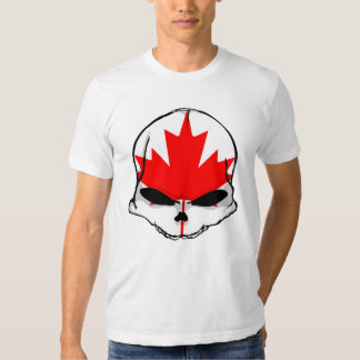 Proud to be deadly Canadian. T-Shirt