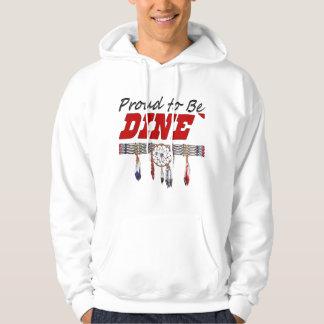 Proud To Be Dine' Adult Sweatshirt