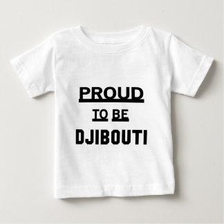 Proud to be Djibouti Baby T-Shirt