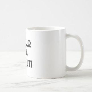 Proud to be Djibouti Coffee Mug
