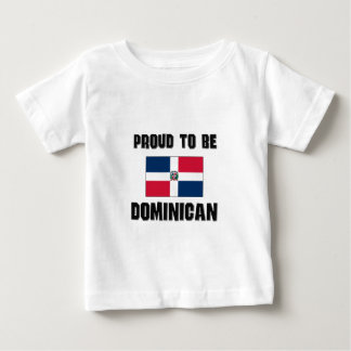 Proud To Be DOMINICAN T Shirt