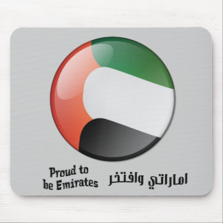 Proud to be Emirates Mousepad