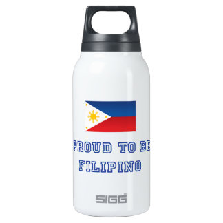 Proud to be Filipino 2 Thermos Bottle
