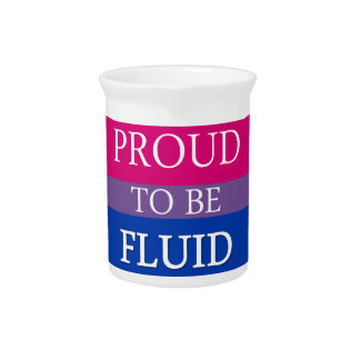 Proud to Be Fluid Pitcher