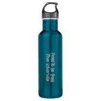 Proud to be from the Islands Water Bottle (24 oz)