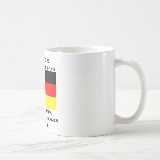 Proud to be German American Coffee Mug