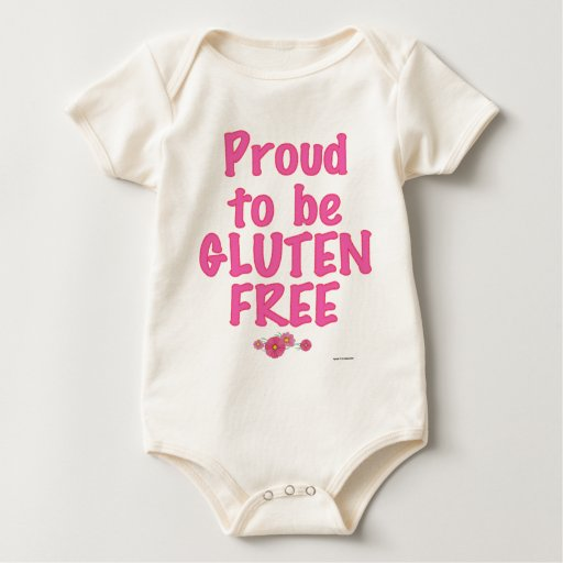 Proud to Be Gluten Free - Pink Creeper