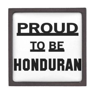 Proud to be Honduran Gift Box