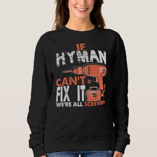 Proud To Be HYMAN Tshirt