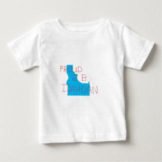 Proud to be Idahoan Baby T-Shirt
