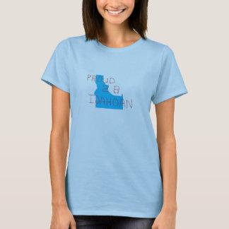 Proud to be Idahoan T-Shirt