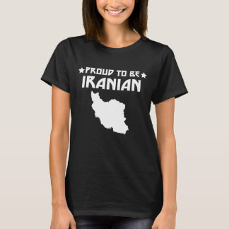 Proud To Be Iranian T-Shirt
